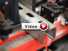 This video is about Trajan 712 band saw machine sold by sawblade.com.