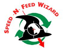 Speed and feed wizard and toothpitch calculator.