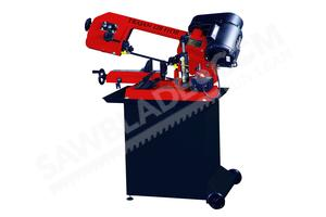 Trajan 128 HDR Pivot Style Cut Off Band Saw
