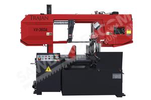 Trajan 360 Dual Column, Semi Automatic Band Saw